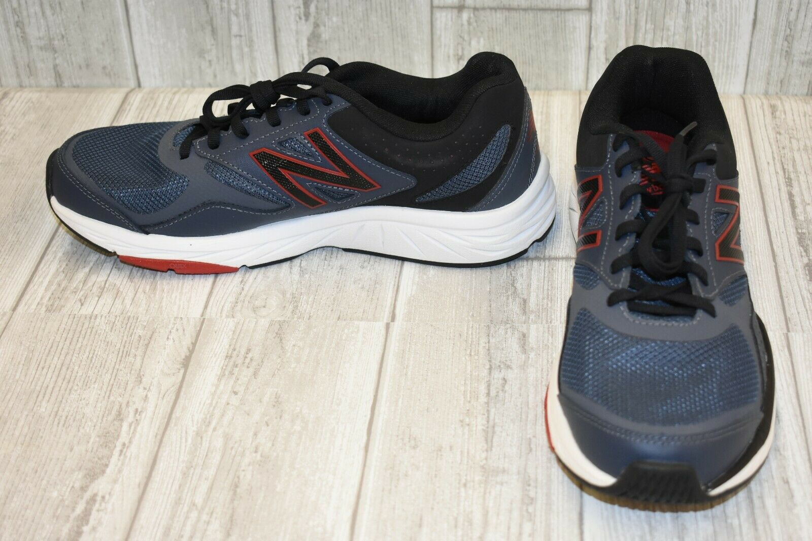 New Balance MX824GR1 Training shoes - Men's Size 8.5 D - Navy Red