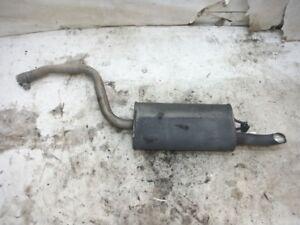 Lexus ls400 exhaust muffler pipe oem 1998 1999 2000 lexus ls400 exhaust muffler pipe oem 1998 1999 publicscrutiny Image collections