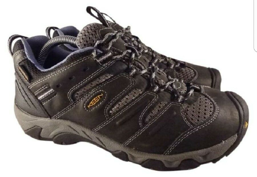 Keen waterproof dry woman shoes gray color US 9/