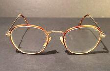 Vintage Ralph Lauren Polo Eyeglasses Light Tortoise