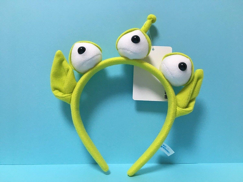 Disney Toy Story Alien One Size Halloween Costume Headband Head Band Ears