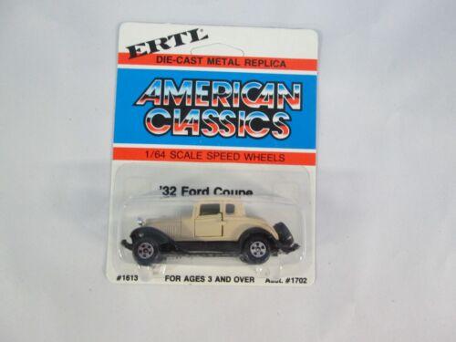 Ertl American Classics '32 Ford Coupe 1:64