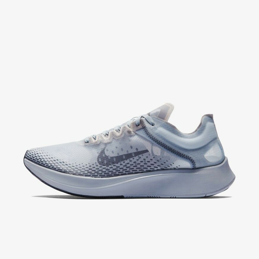 0b176d8cd6447 Nike Men s ZOOM FLY FLY FLY SP FAST Athletic Running Shoes AT5242-440 Size 7