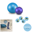 Pilates-exercise-physio-ball-15cm-or-23cm-tone-abdominals-glutes-back-AUS-MADE thumbnail 2