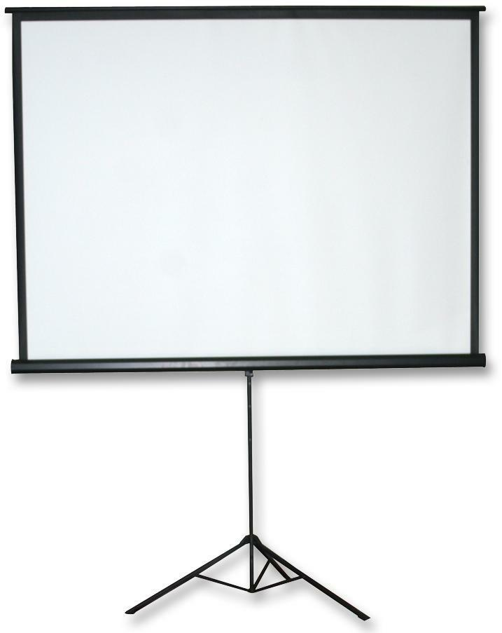 Projektionswand STATIV 254CM 4 3 - Projektoren & Präsentations Equipment