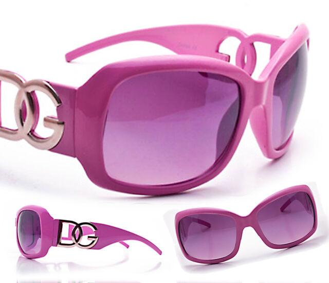 Kids Fashion DG Sunglasses Girls Age 2-11 Years Childrens New!