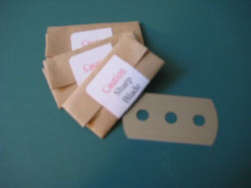 Replacement Blades for Wool Cutter-4/Pkg-New