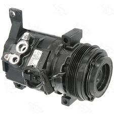 A/C Compressor 77363 Reman 2000-02 CHEVROLET TAHOE SUBURBAN YUKON 1500 W/REAR AC