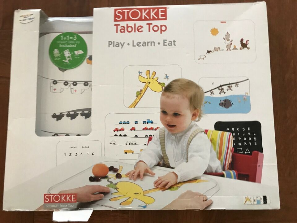Andet, Table top, Stokke