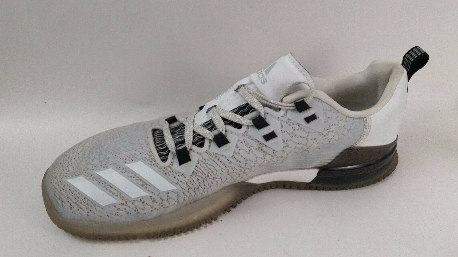 Adidas Trainer Womens 10 Med Training CrazyPower Trainer Adidas Shoes Traxion Cross Fit BB1557 7f25b9