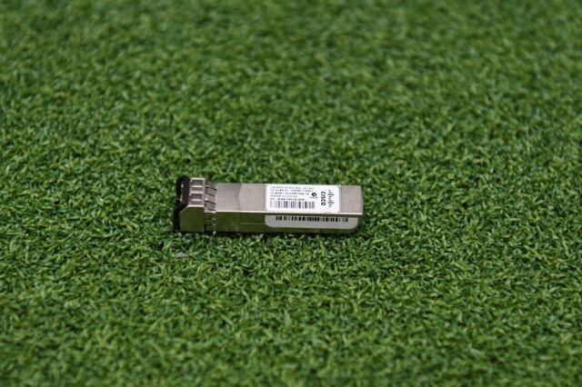 CISCO DS-SFP-FC8G-SW 10-2418-01 8Gb Fibre - 1 Warranty / Tax Invoice