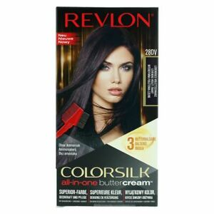 Revlon Luxurious Colorsilk Buttercream Vivid Hair Color Violet Black 28dv Women 309978362289 Ebay