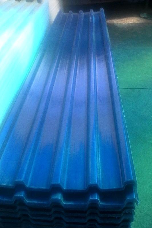 Fibreglass and Polycarbonate roof Sheets   Boksburg