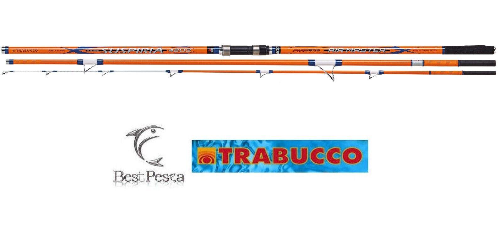 Trabucco SUSPIRIA AIRMASTER LC - 4.2mt - 200gr-Code   171-99-100  offering store