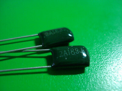10 x 18nF 0.018uF 100V 5/% Polyester Film Box Type Capacitor FREE SHIPPING