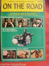 ON THE ROAD CAR REPAIR MAGAZINE PART 32 LEVER ARM DAMPERS WORN OUT CLUTCH