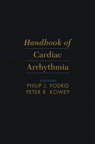 Handbook of Cardiac Arrhythmia, , Acceptable Book