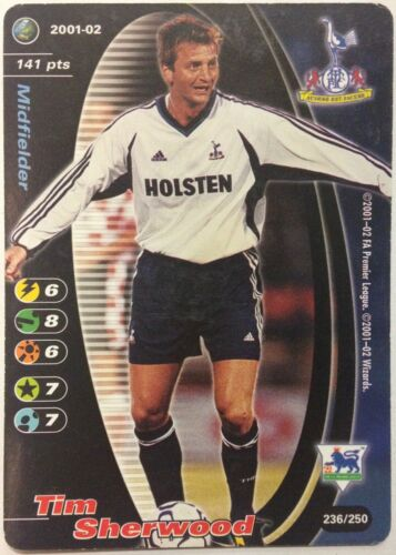 FOOTBALL CHAMPIONS 2001-02 2001 2002 CARDS CARTE SET BASE ENGLAND ENG CALCIATORI