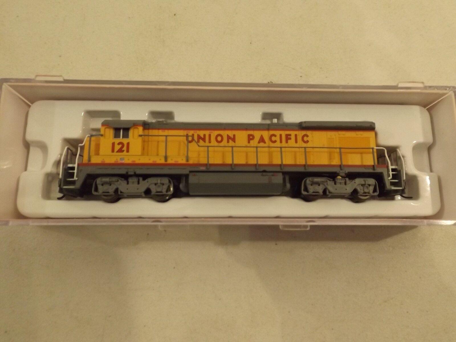 N gauge Atlas Union Pacific B23-7 diesel engine, in original box
