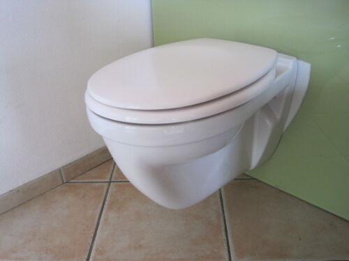 Toilette Hänge Wand WC Flachspüler  Ideal Standard  für WC Vorwandelemente