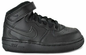 timeless design 2a78c bf990 Image is loading NIKE-AIR-FORCE-1-MID-TD-314197-004-