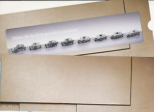 Mercedes-E-Klasse-Prospekt-212-kl-Schuber-brochure-Auto-Broschuere-Autoprospekt