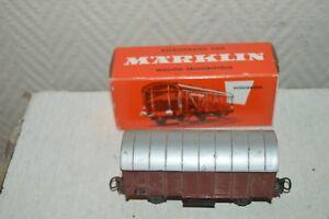 WAGON-FRIGORIFIQUE-MARKLIN-4508-MODELISME-TRAIN-TANK-NEUF-KUHL-WAGEN
