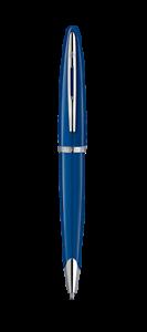 Waterman Carene Premium Sea Black GT Ballpoint Pen Gold Trim Medium Nib Gift Box