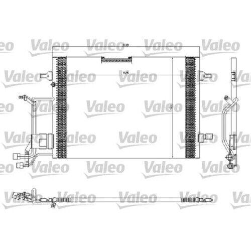 Valeo Klimaanlage Kondensator Audi 816967
