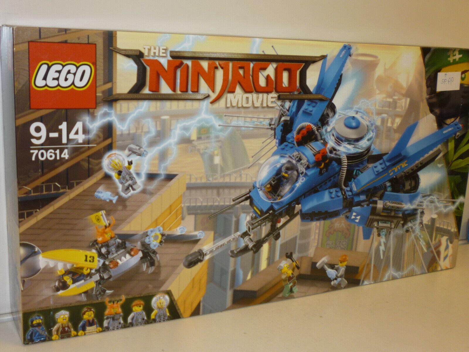 Lego® Ninjago Jays Jet Blitz 70614   Lego Baukasten  ab 9 J. Neu   OVP