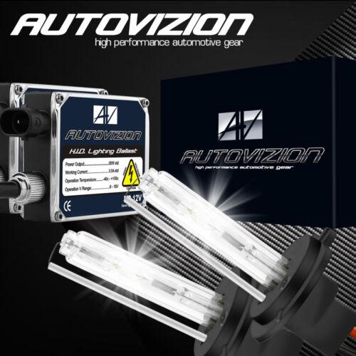 HID Bulbs /& Ballasts Headlight Conversion Kit H1 H3 H4 H7 H11 9005 9006 9007 880