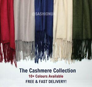 Cashmere-Scarf-Warm-Wrap-Soft-Pashmina-Wool-Scarf-Cashmere-Shawl-12-Colours
