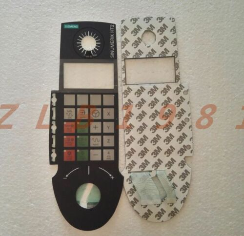 Siemens 6FC5303-0AA00-2AA0 HT2 button membrane ONE NEW