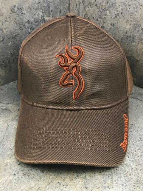 the best attitude 57ff5 22d63 ... where to buy browning rhino brown baseball cap 308378881 hook loop  closure mid profile f5c9f c1328