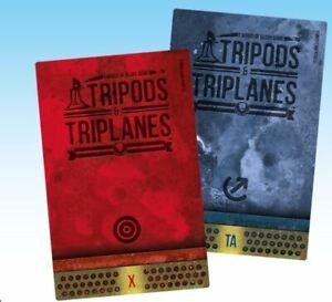 Wings-Of-Glory-Treppiedi-amp-Triplanes-in-Aggiunta-Damage-Ponte