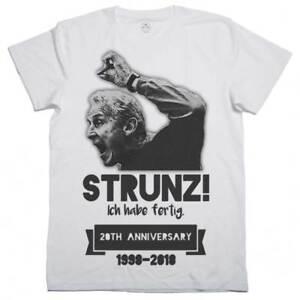 Details Zu T Shirt Strunz T Shirt Trap Trainer Fussball Geschrieben Lustig 20 Alter W