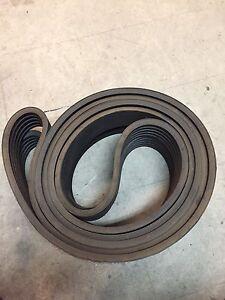 2 Number of Band D/&D PowerDrive 2//5V1180 Banded V Belt Rubber