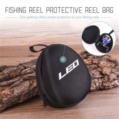 Fishing Accessories Spinning Raft Reel Storage Bag Reel Case Holder Reel Bags