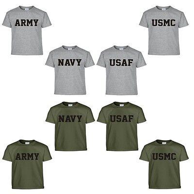 USMC MILITARY T SHIRT