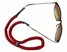 Brillenband schwimmfähig Rot Brillenkordel Wassersport Schwimmband Brillenhalter