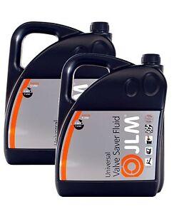 2x-JLM-Universal-Valve-Saver-Fluid-5-Liter-fuer-Saver-Kit-LPG-CNG-Gas-5L