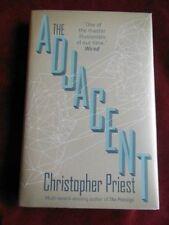 Christopher Priest - THE ADJACENT - 1st