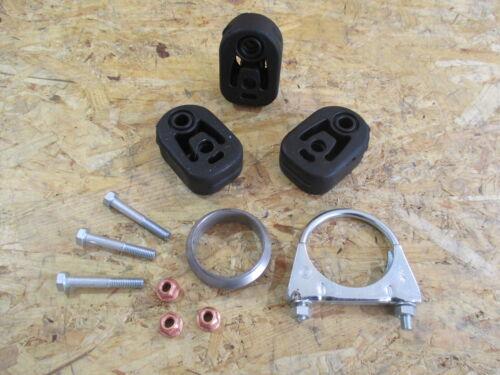 Montagesatz Mercedes Benz C180-C230 Kompressor CL203 kompl Auspuff