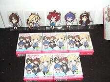 SAEKANO HOW TO RAISE A BORING GIRLFRIEND NENDROID BOX OF 5 FIGURES W/ STRAPS NEW