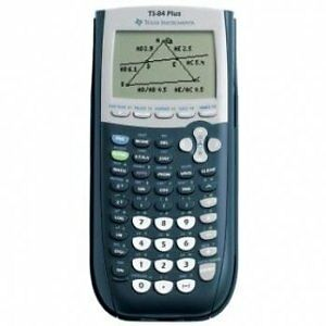 Texas Instruments TI84 Plus Graphical Calculator