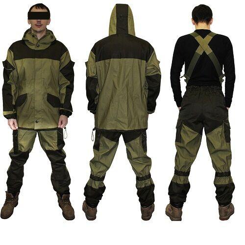 RYSKA ARMY GORKA 3 SUIT ORIGINAL SPETSNAZ MOUNTAIN CAMOUFLOGE Uniforme XS -XXXL