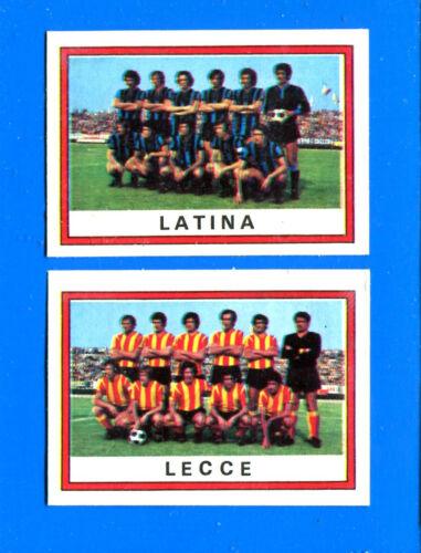 Figurina-Sticker n CALCIATORI 1973-74 Panini LATINA-LECCE -Rec 595