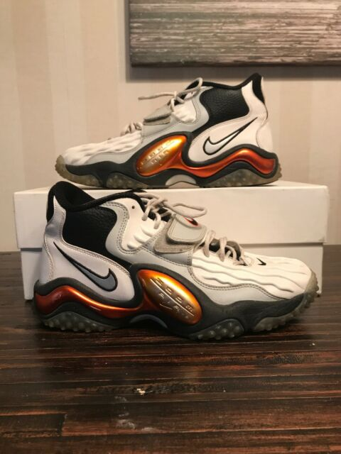 super cute price reduced super specials Nike Air Zoom Turf Jet 97 Size US 9.5 White Black Metallic Copper 554989-100