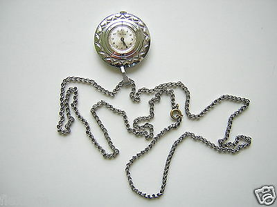 Jewelry & Watches Alte Hanowa 17 Jewels Swiss Made Taschenuhr Mit Kette Uhrenkette Gliederkette Reliable Performance