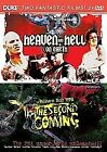 Heaven And Hell - On Earth/The Second Coming (DVD, 2009)